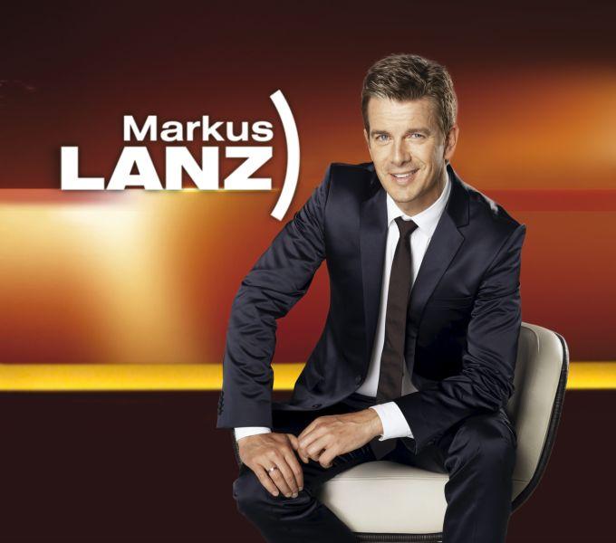 Markus Lanz moderiert die gleichnamige Talkshow im ZDF.