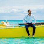 Adam sucht Eva 2016 Folge 3 - Peer Kusmagk auf dem Weg zur Insel der Versuchung