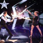 Das Supertalent 2016 Casting 4 - Stephanie Höggerl und Dan Miethke