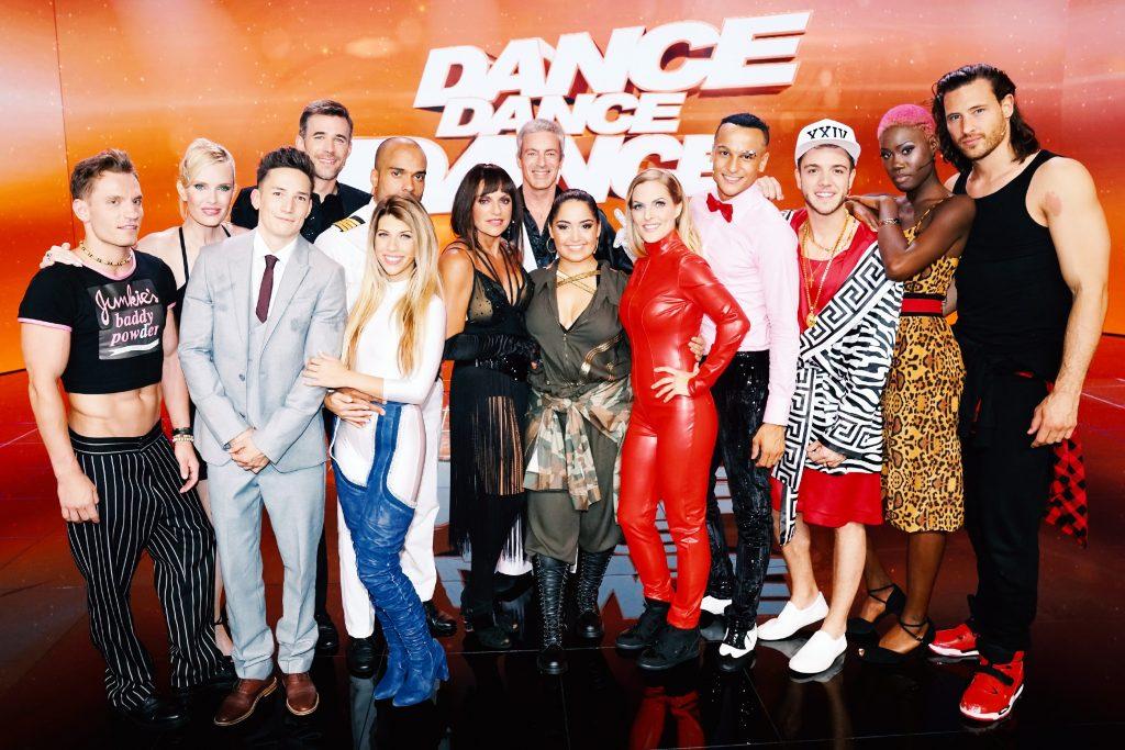 """Das sind die Kandidaten in der zweiten Show von """"Dance Dance Dance"""" bei RTL."""