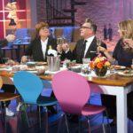 Zimmer frei! - Der Abschied - Christine Westermann und Götz Alsmann mit Guido Maria Kretschmer, Kim Fisher und Oliver Mommsen