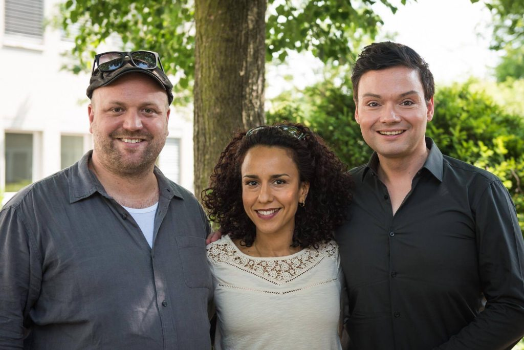 "Folge 14: Moritz A. Sachs als ""Klaus Beimer"" & Dunja Dogmani als ""Neyla Bakkoush"""