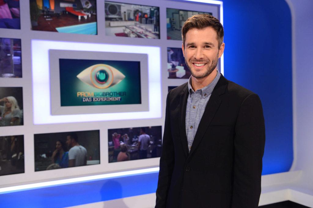 """""""Promi Big Brother"""" wird von Jochen Schropp moderiert."""