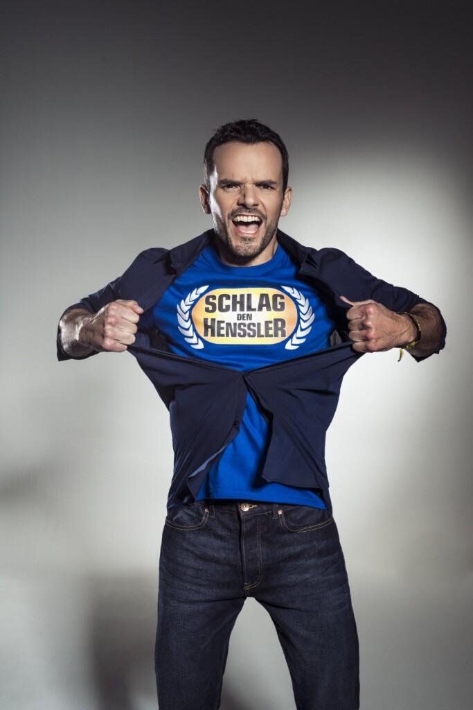 """Macht sich Steffen Henssler ein vorzeitiges Weihnachtsgeschenk und stockt den Jackpot bei """"Schlag den Henssler"""" auf eine Million auf?"""
