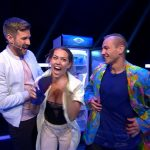 Promi Big Brother 2016 Tag 2 - Frank gewinnt das Duell
