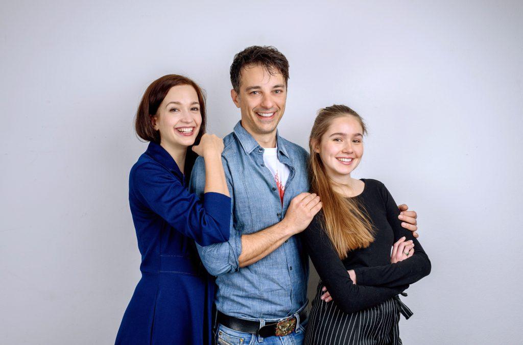Lorenzo Patané und Uta Kargel kehren zurück, Paulina Hobratschk stößt zum Hauptcast